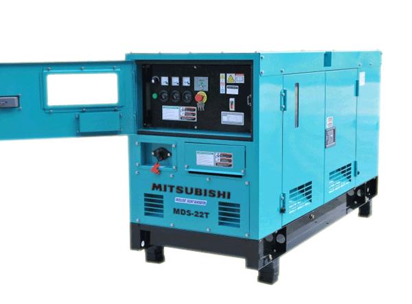 Máy phát điện Mitsubishi 20KVA MDS-22T