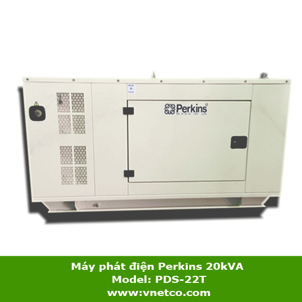Máy phát điện Perkins 20kVA PDS-22T