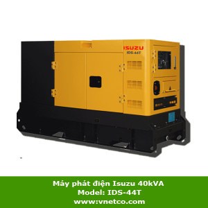 Máy phát điện ISUZU 40kva IDS-44T