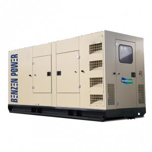 Máy phát điện Doosan 550kVA DDS-619T