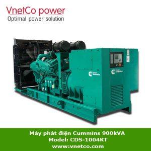 Máy phát điện Cummins 900kVA CDS-1004KT