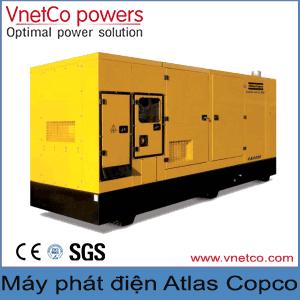 Máy phát điện Atlas-Copco
