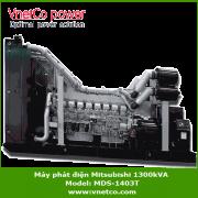 Máy phát điện mitsubishi 1300kva MDS-1403T