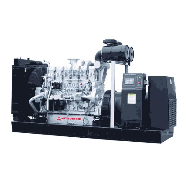 Máy phát điện Mitsubishi 1400kVA MDS-1540T
