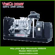 Máy phát điện mitsubishi 600kva, MDS-619T