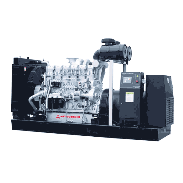 Máy phát điện Mitsubishi 750kVA MDS-825T