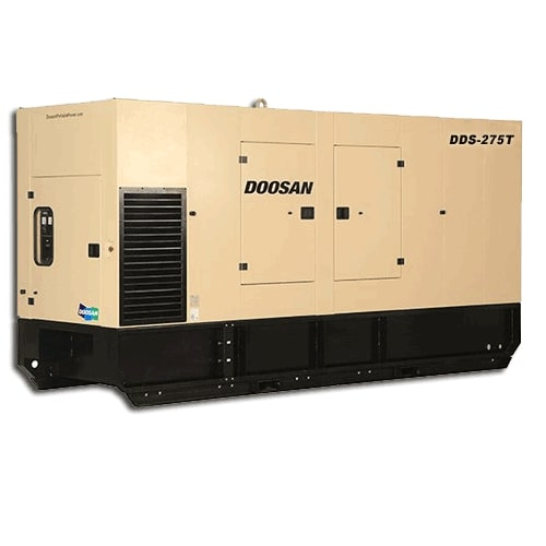 Máy phát điện Doosan 125kVA DDS_138T