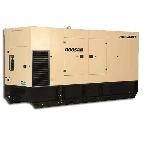 Máy phát điện Doosan 450kVA DDS_500T