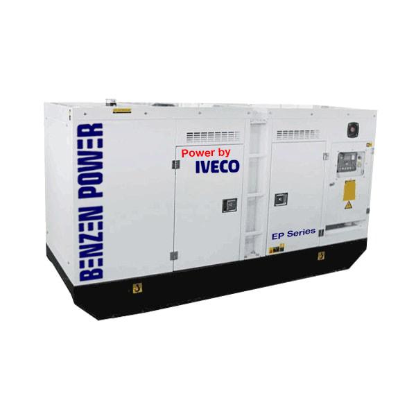 Máy phát điện Iveco 125kVA IVS_138T