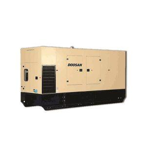 Máy phát điện Doosan 150kVA DDS_165T