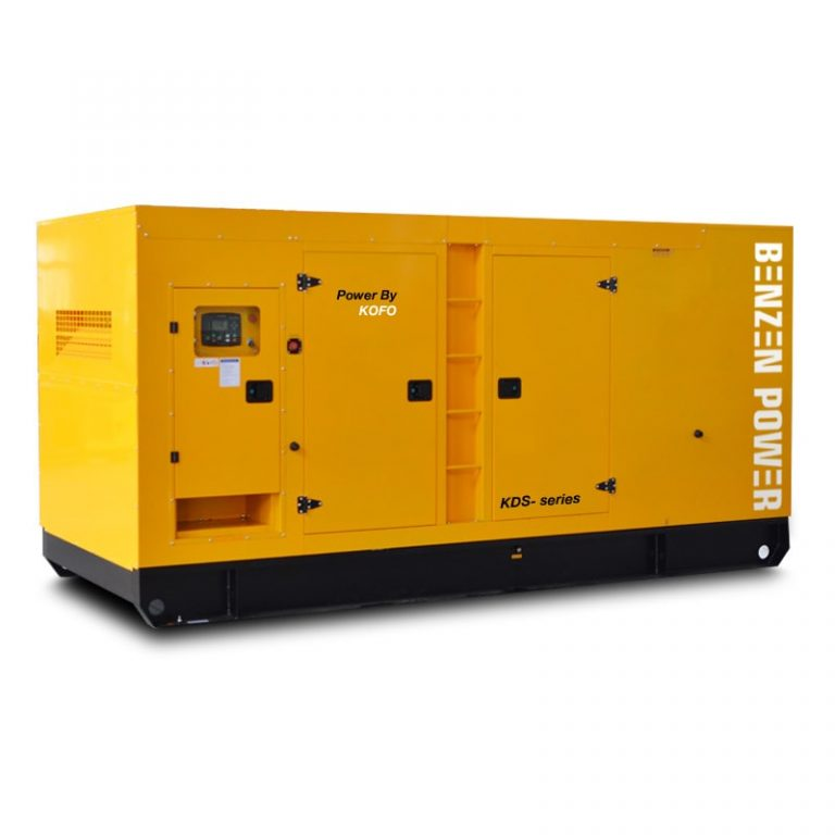 Máy phát điện Kofo 100kVA KDS_110T