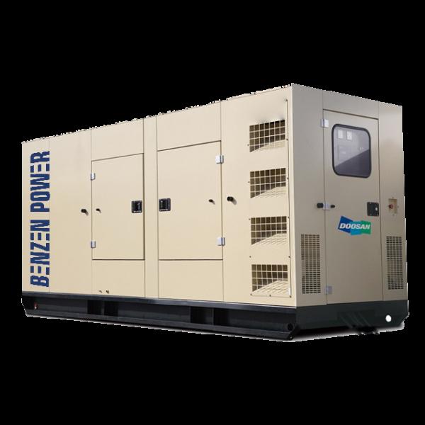 Máy phát điện Doosan 125kVA DDS-138T