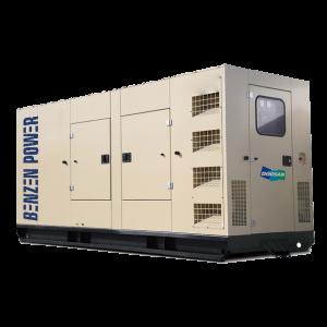 Máy phát điện Doosan 150kVA 3 pha Máy phát điện Doosan 150kVA DDS-165T