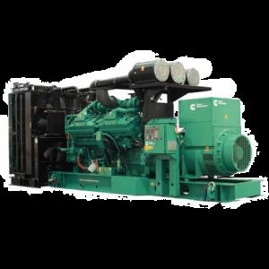 Máy phát điện Cummins 2250kVA Ấn Độ C2250D5P
