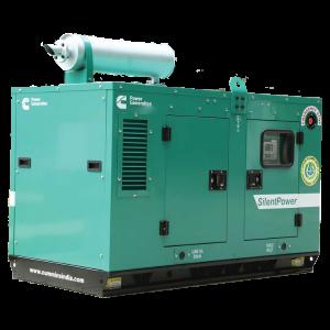 Máy phát điện Cummins 180kVA Ấn Độ C180D5P