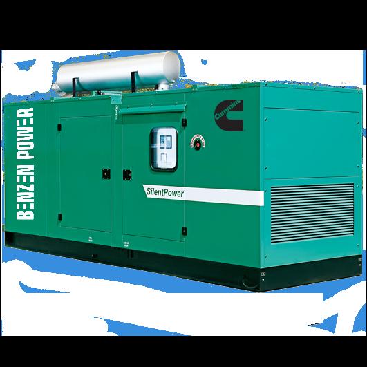Máy phát điện Cummins 250kVA Ấn Độ C250D5P