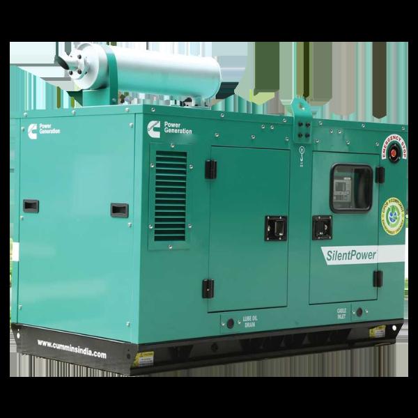 Máy phát điện Cummins 35kVA Ấn Độ C35D5P