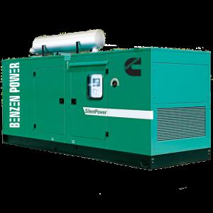 Máy phát điện Cummins 400kVA Ấn Độ C400D5P