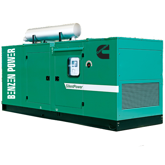 Máy phát điện Cummins 600kVA Ấn Độ C600D5P