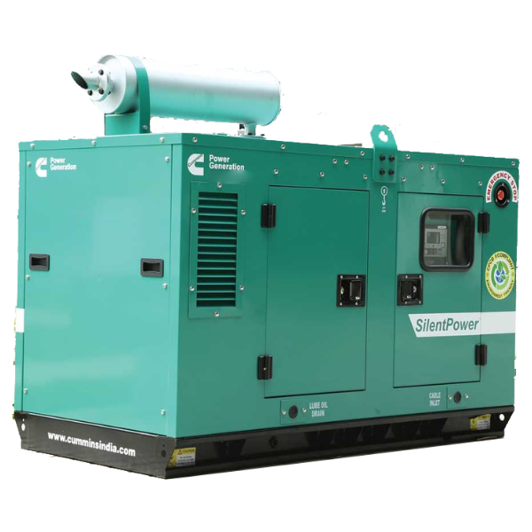 Máy phát điện Cummins Ấn Độ 8kVA C15D5P