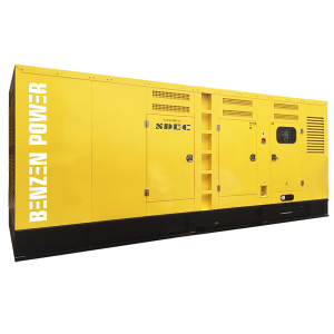 Máy phát điện SDEC 100kVA SSDS-110T