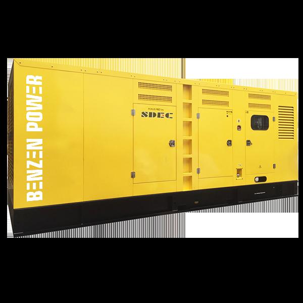 Máy phát điện SDEC 166kVA SSDS-183T
