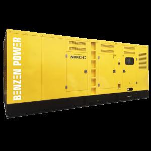 Máy phát điện SDEC 600kVA SSDS-660T