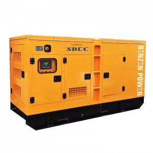 Máy phát điện SDEC 60kVA SSDS-66T