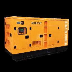Máy phát điện SDEC 73kVA SSDS-80T