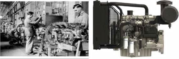 Máy phát điện Perkins Anh Quốc