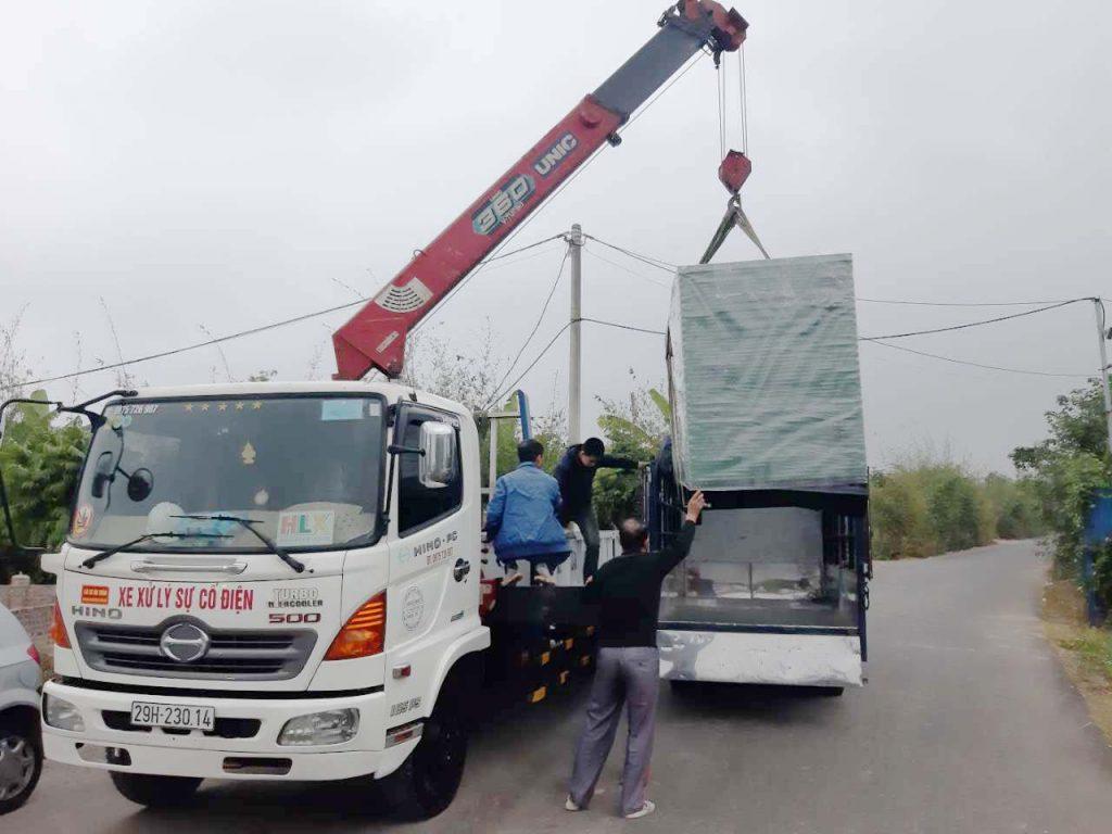 Vận chuyển máy đến Phú Thọ