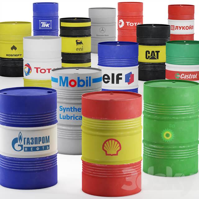 Các thương hiệu dầu máy phát điện