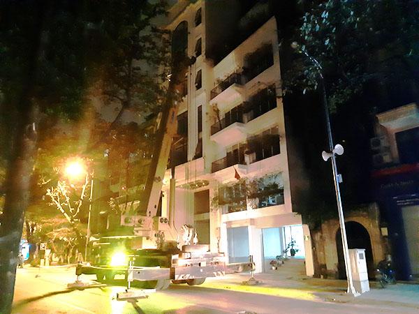 Máy phát điện Cummins Ấn Độ 30kVA tại Hà Nội