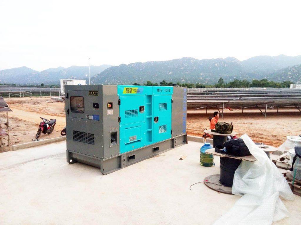 Máy phát điện công nghiệp dùng cho nhà hàng