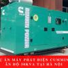 dự án máy phát điện Cummins Ấn Độ 30kva tại Hà Nội