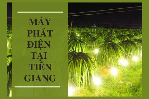 Máy Phát Điện Tại Tiền Giang