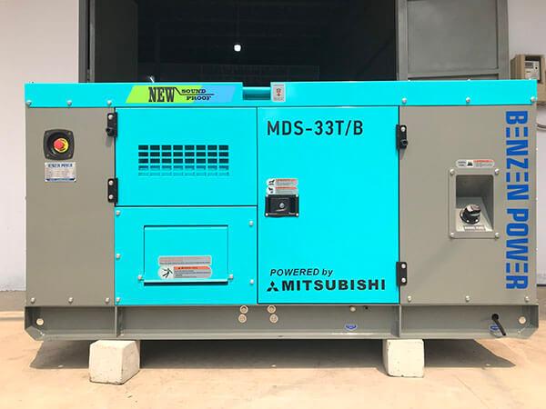 Máy phát điện mitsubishi 30kva tại Tiền Giang