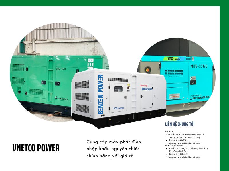 Top 3 máy phát điện tiết kiệm nhiên liệu nhất