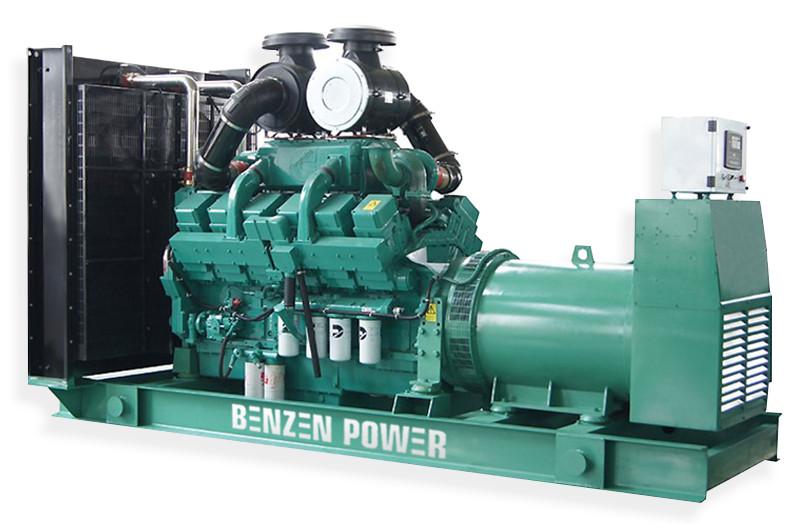 Máy phát điện công suất lớn Cummins