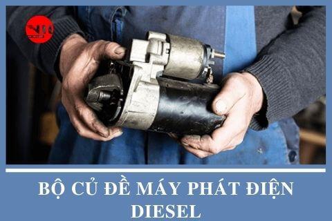 Báo Giá Bộ Củ Đề Máy Phát Điện Diesel