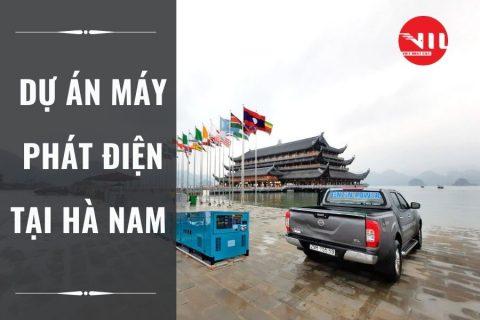 Dự Án Máy Phát Điện Tại Hà Nam
