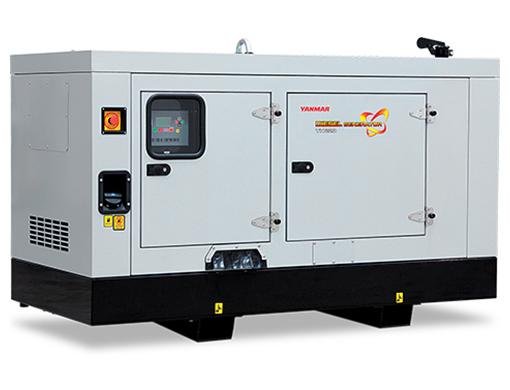 Máy phát điện cách âm Yanmar vận hành ổn định - Giá cạnh tranh