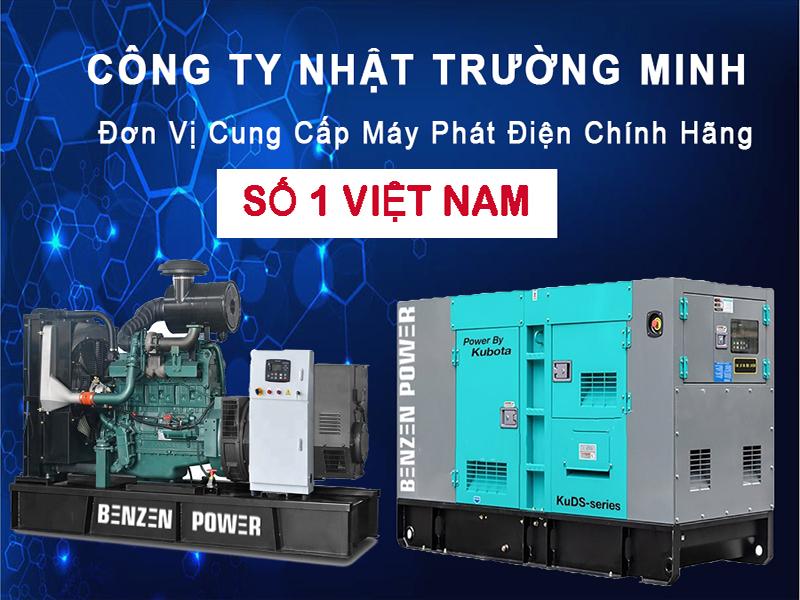 Công ty máy phát điện Nhật Trường Minh - Giá luôn tốt nhất - Ưu đãi hấp dẫn